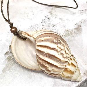 BOGO💫Tulip Seashell Necklace
